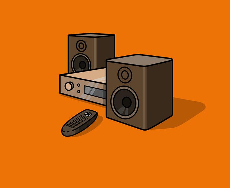 Stereo / Hifi  - Videorecorder gesucht